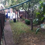 Clearing a garden, Roker Tree Services offers many garden services